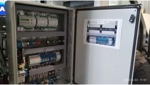Шкаф управления климатической установкой