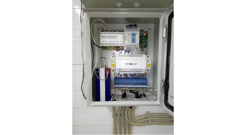 Централизованный мониторинг работы холодильных и морозильных камер