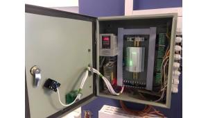 Шкаф управления автоматической вращающейся дверью