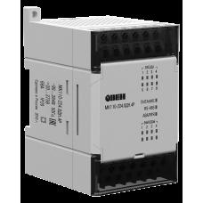 Модули дискретного ввода/вывода (с интерфейсом RS-485) МК110
