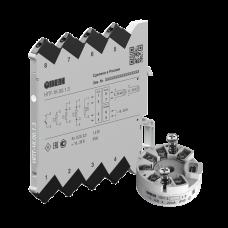 НПТ линейка нормирующих преобразователей для термометров сопротивления и термопар