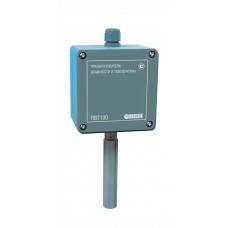 ПВТ100 промышленный датчик (преобразователь) влажности и температуры воздуха