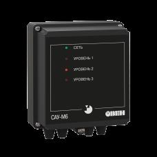 САУ-М6 3-уровневый сигнализатор жидкости