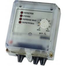 УЗОТЭ-2У прибор для защиты электродвигателя с контролем тока