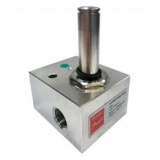 Клапаны электромагнитные типа VDHT DANFOSS (высокое давление)